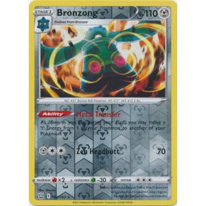Bronzong - 102/163 (Reverse Foil)