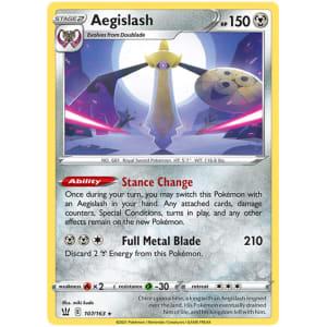 Aegislash - 107/163