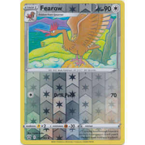 Fearow - 112/163 (Reverse Foil)