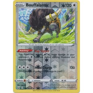 Bouffalant - 118/163 (Reverse Foil)