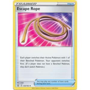 Escape Rope - 125/163