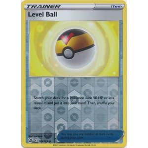 Level Ball - 129/163 (Reverse Foil)