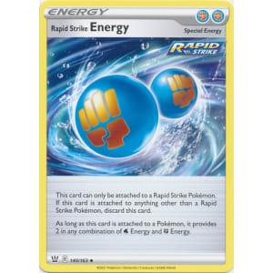 Rapid Strike Energy - 140/163