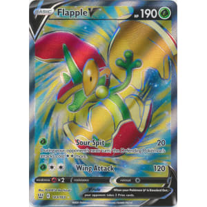 Flapple V (Full Art) - 143/163