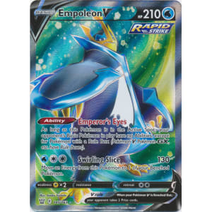 Empoleon V (Full Art) - 145/163
