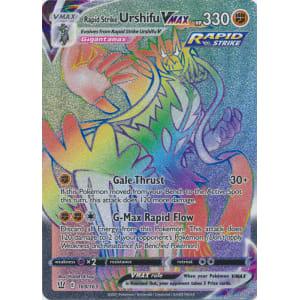 Rapid Strike Urshifu VMAX (Hyper Rare) - 169/163