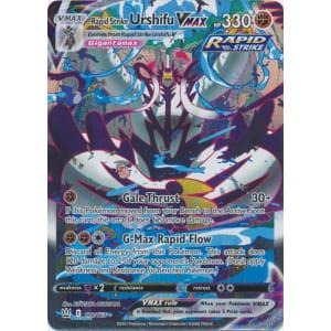 Rapid Strike Urshifu VMAX (Secret Rare) - 170/163