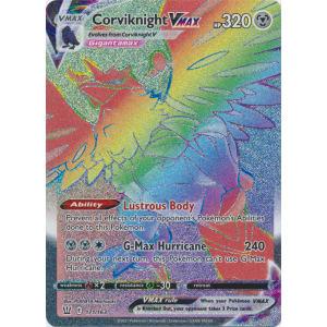 Corviknight VMAX (Hyper Rare) - 171/163