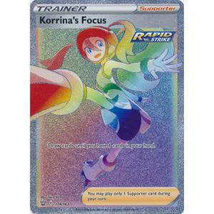 Korrina's Focus (Hyper Rare) - 174/163
