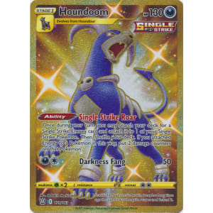 Houndoom (Secret Rare) - 179/163