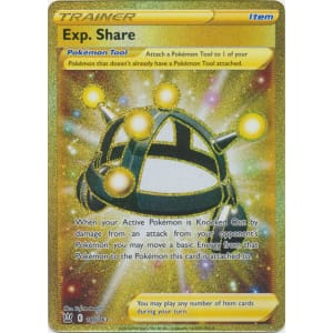 Exp. Share (Secret Rare) - 180/163