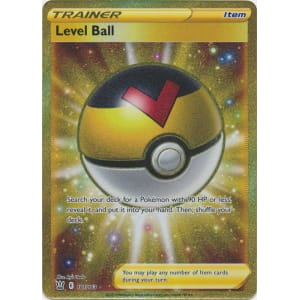 Level Ball (Secret Rare) - 181/163