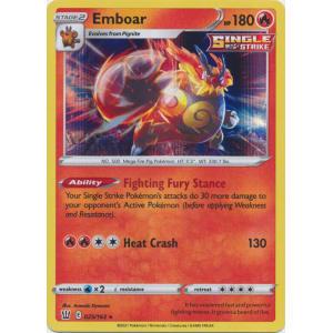 Emboar - 025/163