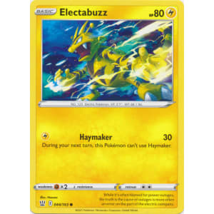 Electabuzz - 044/163