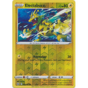 Electabuzz - 044/163 (Reverse Foil)