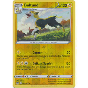 Boltund - 053/163 (Reverse Foil)