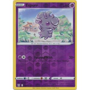 Espurr - 060/163 (Reverse Foil)