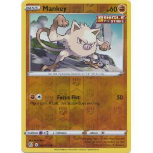 Mankey - 066/163 (Reverse Foil)