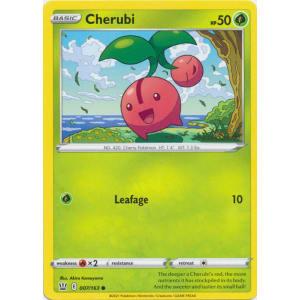 Cherubi - 007/163