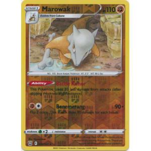 Marowak - 070/163 (Reverse Foil)