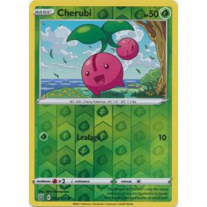 Cherubi - 007/163 (Reverse Foil)