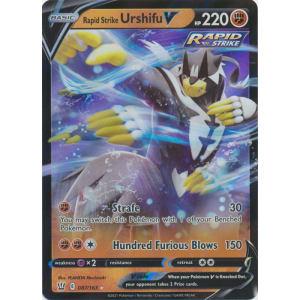 Rapid Strike Urshifu V - 087/163