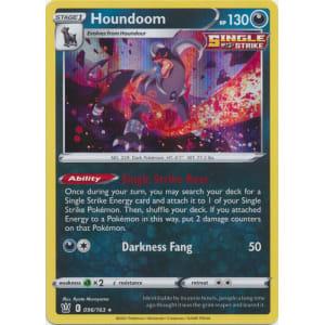 Houndoom (Holo) - 096/163