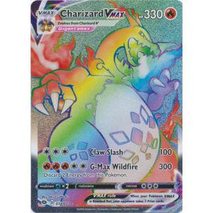 Charizard VMAX (Hyper Rare) - 074/073