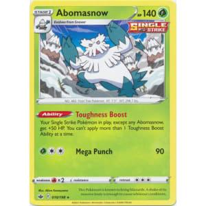 Abomasnow - 010/198