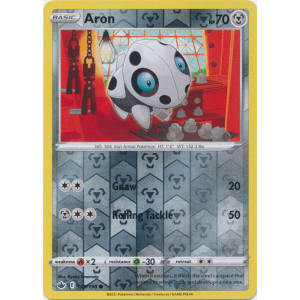 Aron - 109/198 (Reverse Foil)
