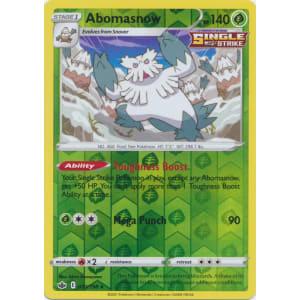 Abomasnow - 010/198 (Reverse Foil)
