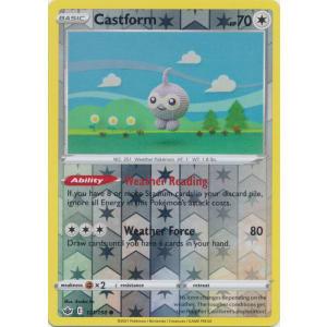 Castform - 121/198 (Reverse Foil)