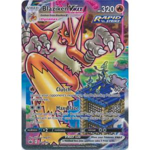 Blaziken VMAX (Secret Rare) - 201/198