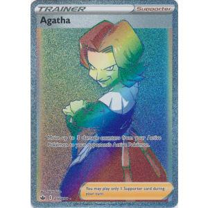 Agatha (Hyper Rare) - 210/198