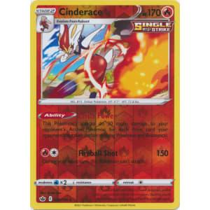 Cinderace - 028/198 (Reverse Foil)