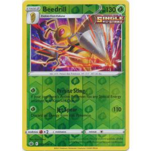 Beedrill - 003/198 (Reverse Foil)