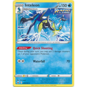 Inteleon (Non-Holo) - 043/198
