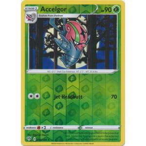 Accelgor - 010/189 (Reverse Foil)