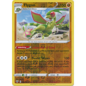 Flygon - 091/189 (Reverse Foil)