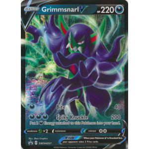 Grimmsnarl V - SWSH057