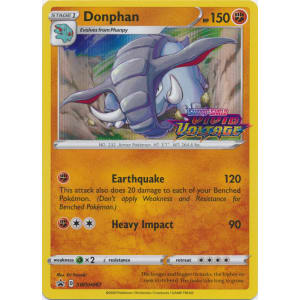 Donphan - SWSH067