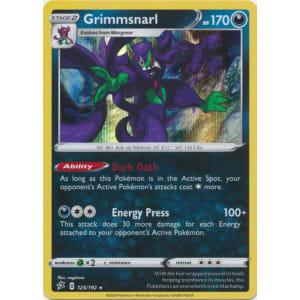 Grimmsnarl - 125/192