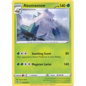 Abomasnow - 013/192