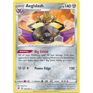 Aegislash - 135/192