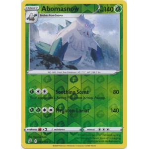 Abomasnow - 013/192 (Reverse Foil)