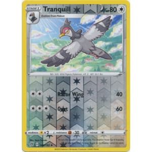 Tranquill - 144/192 (Reverse Foil)