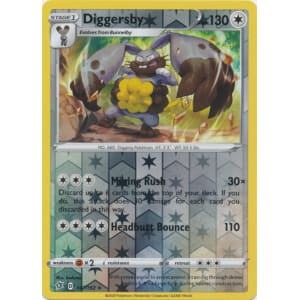 Diggersby - 147/192 (Reverse Foil)