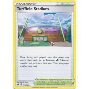 Turffield Stadium - 170/192