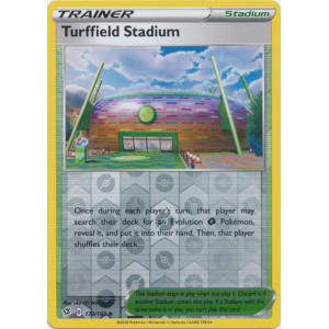 Turffield Stadium - 170/192 (Reverse Foil)