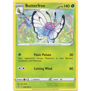 Butterfree - 003/192